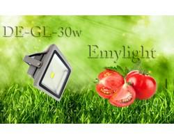 Фито прожектор EmyLight Plus полный спектр 30Вт для выращивания зелени и плодовых культур