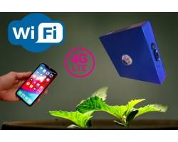 Фито светильник DE-СОЮЗ 50Вт Полный спектр (с системой LTE-WiFI управления)