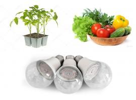 Фитолампа Emy Light Original полный спектр 12Вт светодиодная для растений