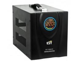 Стабилизатор напряжения 8кВт EST 8000 DVR релейный