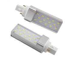 Светодиодная лампа PL G24/G23 9Вт