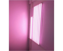 Светодиодная лампа Т8 для  мясных витрин 1200мм 18Вт